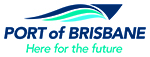 port of brisbne logo