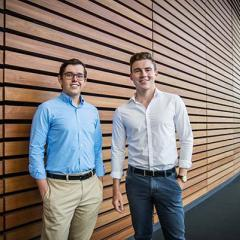 Jason Lejcak and Benjamin Wiltshire