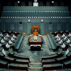 Australian parliament House of Representatives