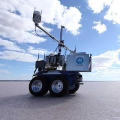 Outback Rover, CSIRO prototype for autonomous vehicle